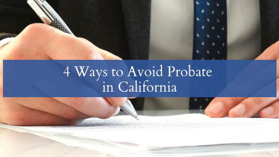 Probate in San Diego CA